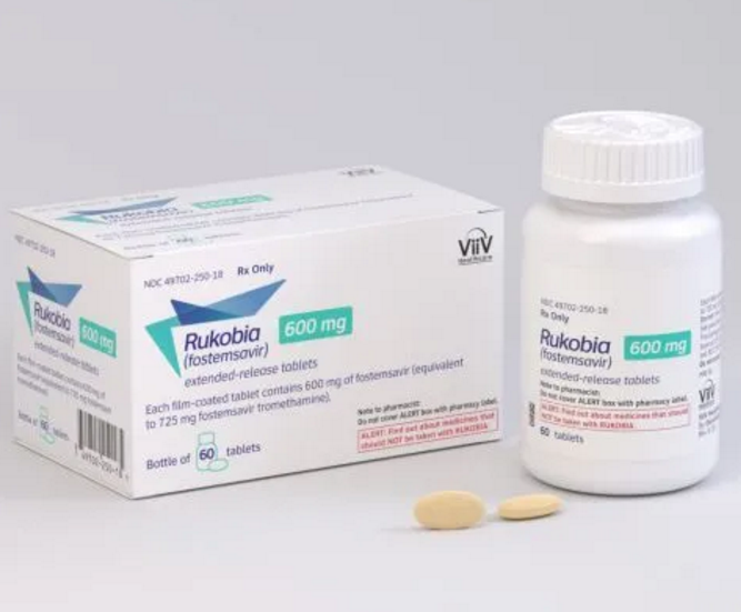 葛兰素史克首创附着抑制剂Rukobia在欧盟即将获批,全新抗HIV机制